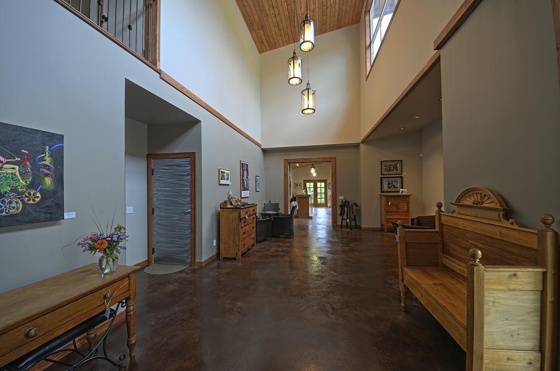 Winery-Foyer