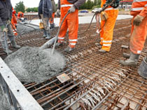 Kelowna concrete forming contractor industrial residential