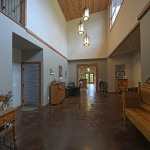 Winery Foyer