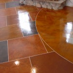 reflector with grouting (2)