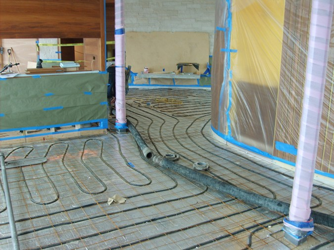 Kelowna concrete radiant floor heating kelowna for Best hydronic radiant floor heating systems